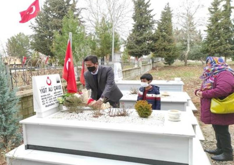 Ambassador visits Southeastern regions of Turkey